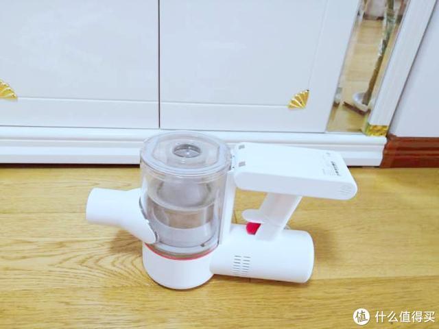 选吸尘器何必非选戴森,小米有品打造追觅无线吸尘器V8国货精品