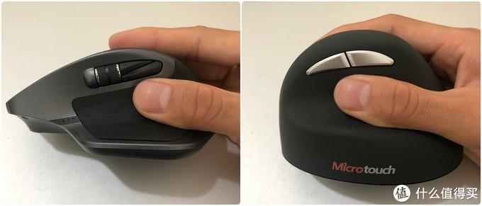 还在为鼠标手烦恼?换个鼠标试试!罗技MX Master 2S vs 麦塔奇准垂直人体工学鼠标