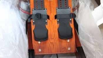 哇咖 经典款划船机外观展示(坐垫|滑轮|踏板|拉杆|水箱)
