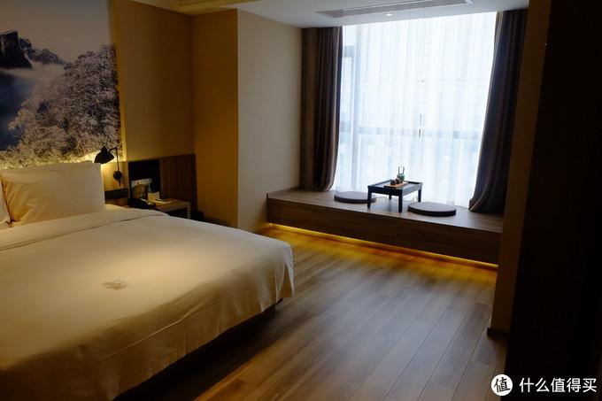 出行放心首选酒店:亚朵酒店长沙高铁南站亲子房体验
