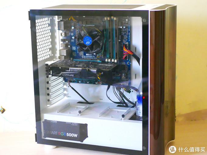 我的电脑升级之路,老电脑迎新生,挑战者H3机箱