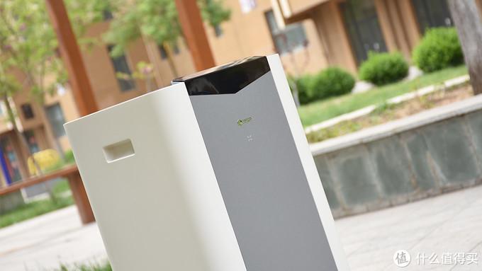 352 X60空气净化器:现代城市的家居空气清洁方案