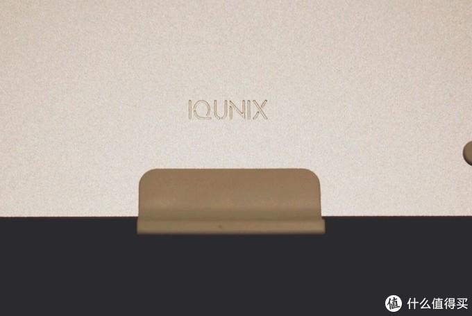 iQunix可调节铝合金笔记本支架--拯救疲劳颈椎,提供舒适的办公视角~