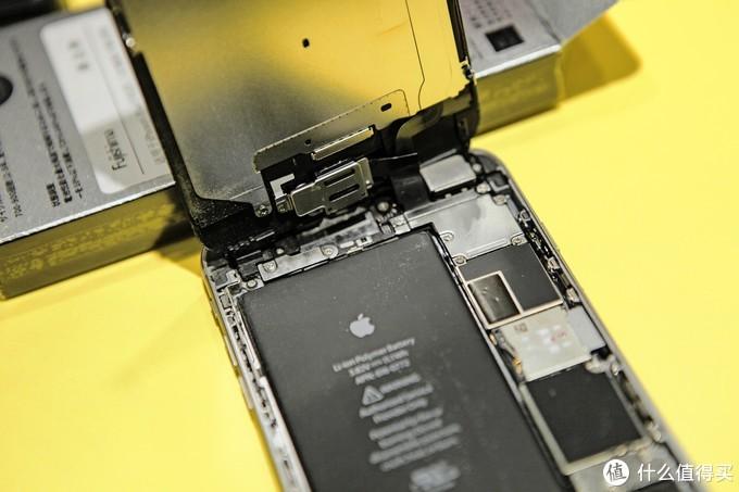 老酒换新瓶—iPhone6plus电池更换