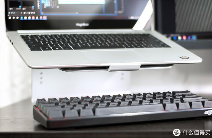 一个小小支架,调整健康坐姿,iQunix E-Stand笔记本支架轻体验