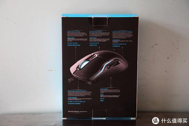 漂亮:雷柏VT200S电竞游戏鼠标,定制高端芯片,RGB幻彩灯效
