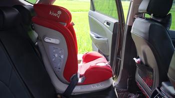 iwy艾莉儿童安全座椅使用总结(连接器 按钮 拉带)