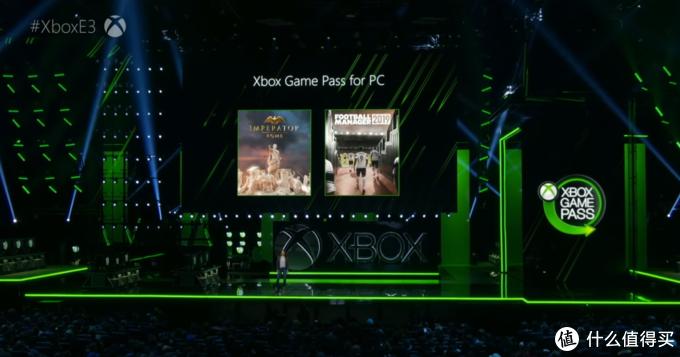 重返游戏:Xbox E3发布会举行,次世代主机公布