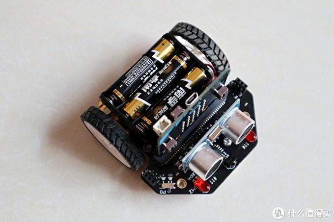 洗衣粉杯电子设计大赛一等奖——DFRobot麦昆编程小车