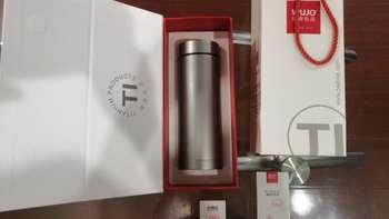 纯钛保温杯外观展示(杯身|杯口|杯盖|优点|缺点)