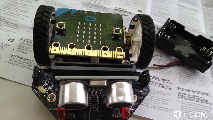编程的启蒙老师?记DFRobot麦昆教育机器人简测。