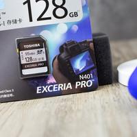 东芝N401储存卡外观展示(包装 背面)