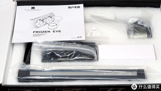 颜值性能在线——利民首款水冷 Frozen EYE(冰封之眼) 240 一体式水冷开箱