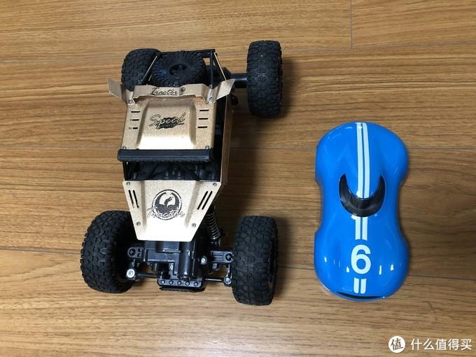 迟到的六一儿童节小礼物,野蛮娃娃遥控玩具车体验测评