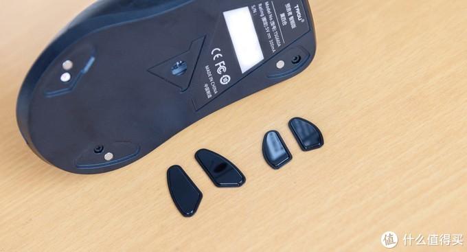 钛度黑百合电竞定制鼠标,酷炫配置为电竞而生