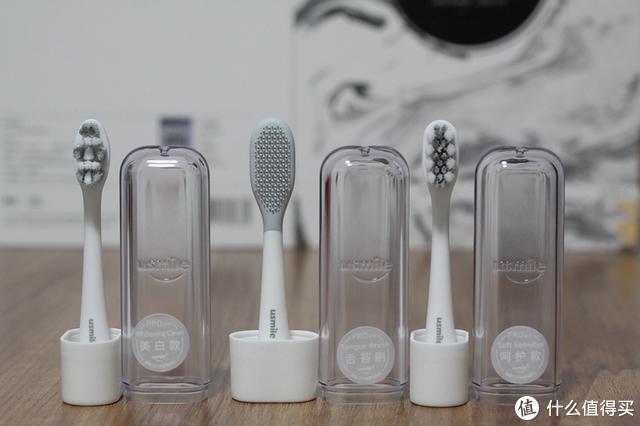 明明可以靠颜值却有实力的usmile U2电动牙刷