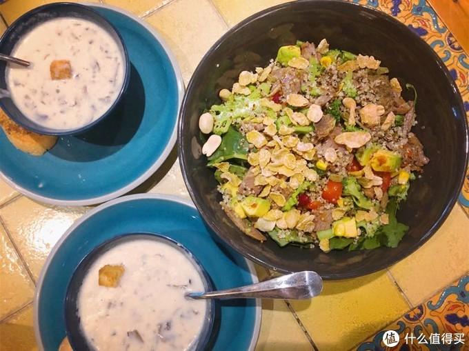 彼得西餐~墨西哥风味菜的尝试