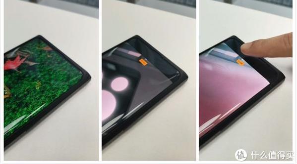 这将会是全面屏的终极形态,oppo与小米推出屏下摄像头