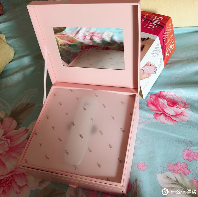 粉色版配的梳妆盒