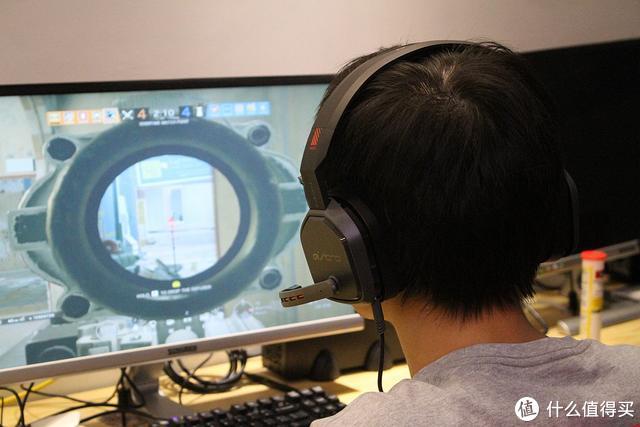 ASTRO A10电竞游戏耳机初体验