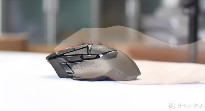 无线真旗舰!罗技G502 LIGHTSPEED创世者无线鼠标纪念版体验