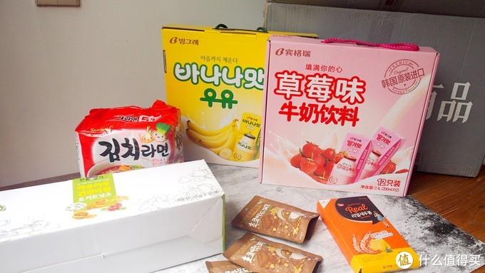 啥,小米商城还卖韩国零食?这些你要不要都试试?