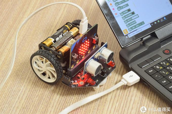 让编程像搭积木一样简单,DFRobot 麦昆教育机器人,小学生都能玩的转