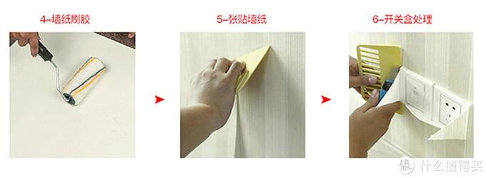 让房间瞬间焕然一新,LG进口墙纸体验