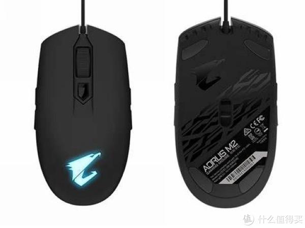 轻量化设计、小手精准把控:技嘉 发布 AORUS M2 游戏鼠标