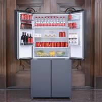 美的BCD-446WTPZM(E)冰箱使用总结(冷藏区|空间|操控|模式)