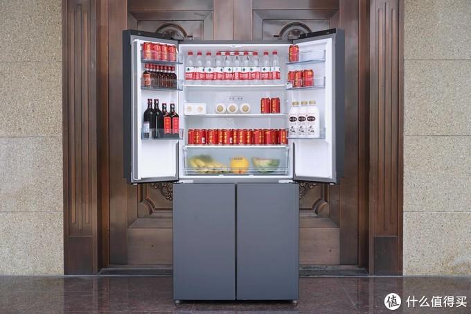 美不止一面:美的BCD-446WTPZM(E)19分钟急速净味冰箱使用评测