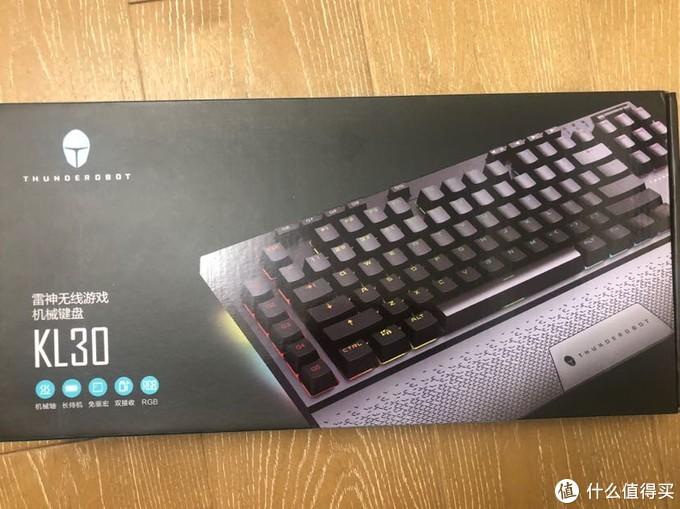 雷神KL30T首发开箱