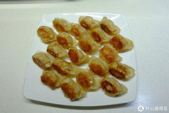 大妈送我一份水饺:三全私厨虾皇饺,吃点好的,很有必要