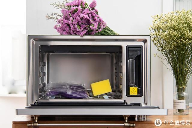 还在纠结天价水波炉?这款蒸烤箱好看又好用——法格复古蒸烤箱使用评测