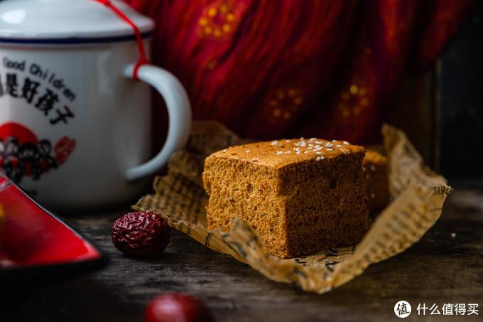 大妈带我剁手,为了消耗红枣,才做这个蛋糕,一吃拉不住
