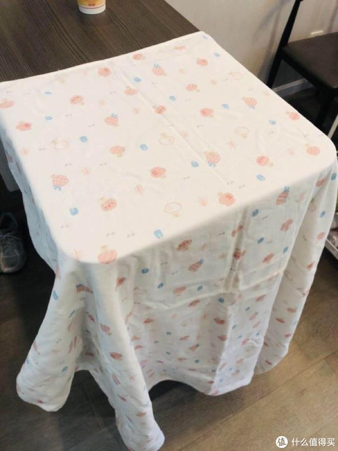 棉花会纯棉纱布包被 两层