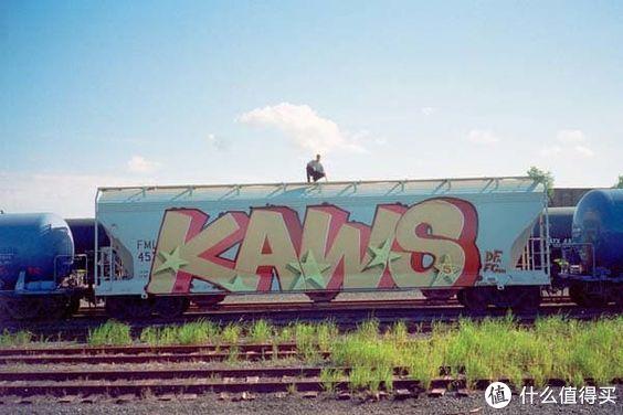 科普贴:KAWS是啥?