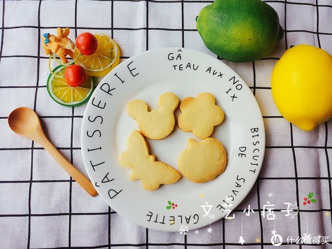 沁人心脾的芬芳,让香脆的柠檬饼干给你清凉解馋