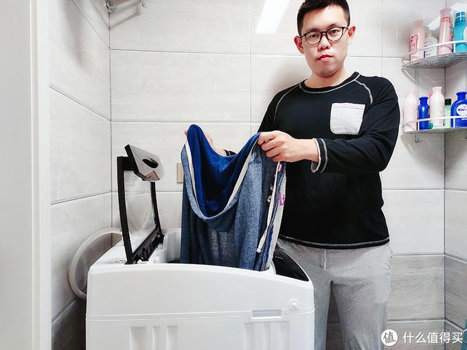 法乐10公斤波轮洗衣机上线小米有品,一台搞定全家脏衣服