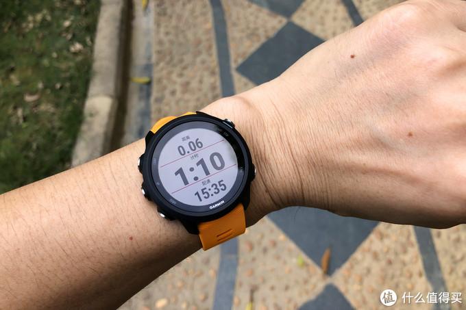 定制训练计划,为跑步而生,佳明forerunner 245更专业的运动手表