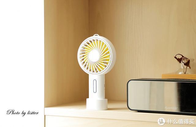 奥睿科USB加湿器小风扇,能提升幸福感的小物件,可爱又实用