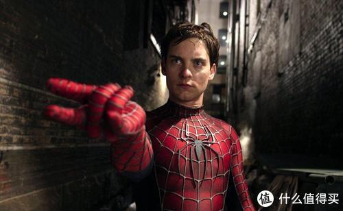 第一任蜘蛛侠扮演者:托比·马奎尔