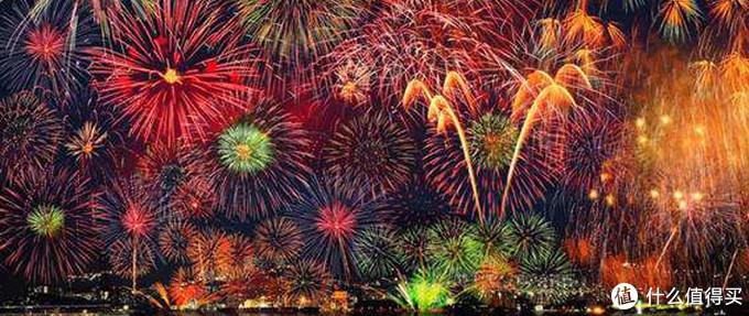 这个夏天,和心爱的人去日本看一场花火大会