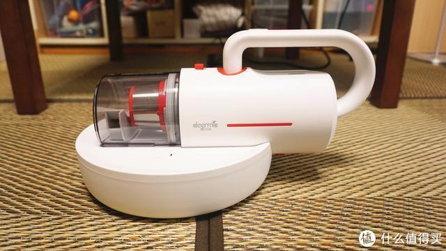 除螨仪到底有没有用?德尔玛无线除螨真空吸尘器上手体验