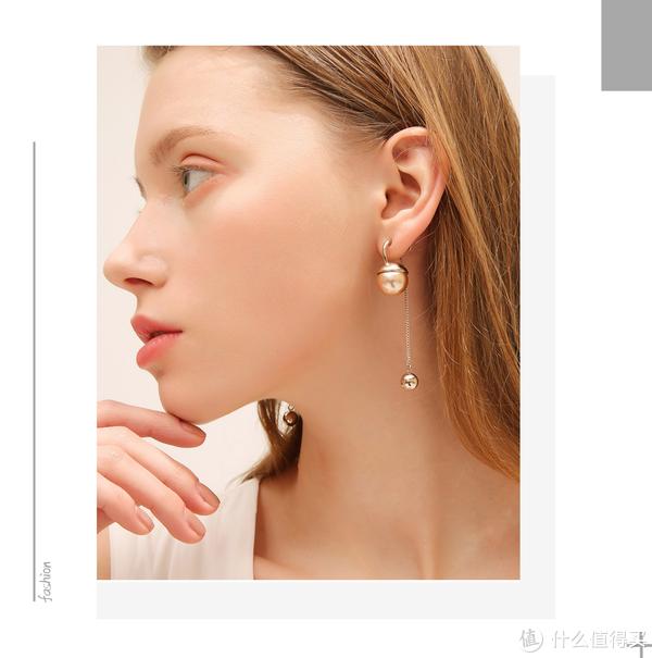 耳间精致 耳饰越夸张越好看?