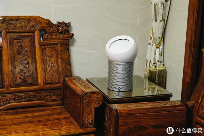 独享洁净空气,让我的生活更舒适:戴森Pure Cool Me多功能风扇