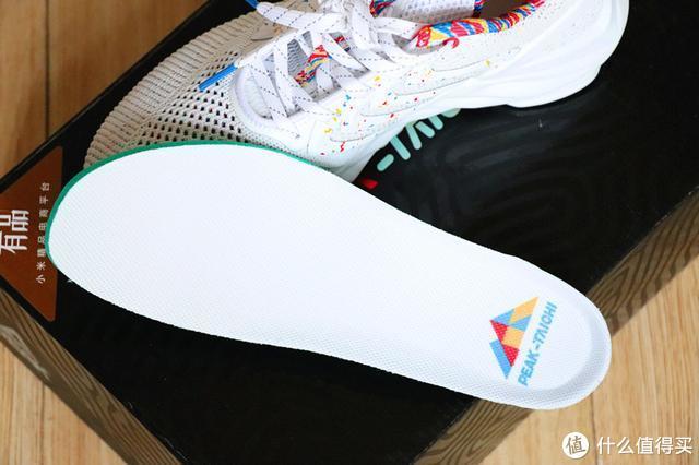 匹克态极跑步鞋:应变自如的智能科技跑鞋!