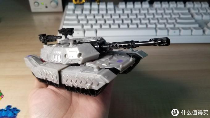 国产KO战舰V级坦克威震天