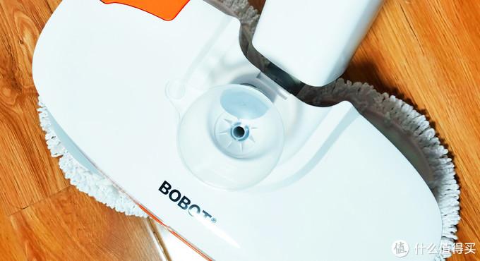 BOBOT无线电动拖地机,拯救低下的劳动清洁效率