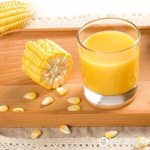 1根玉米,1杯牛奶,1把小米,教你在家做玉米汁,顺滑浓稠真香